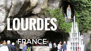 Lourdes FRANCE Spiritual Journey